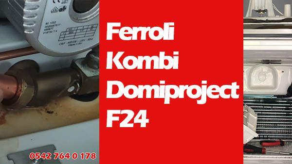 Ferroli Kombi Domiproject F24