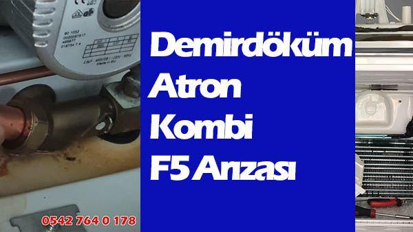 Demirdöküm Atron Kombi F5 Arızası